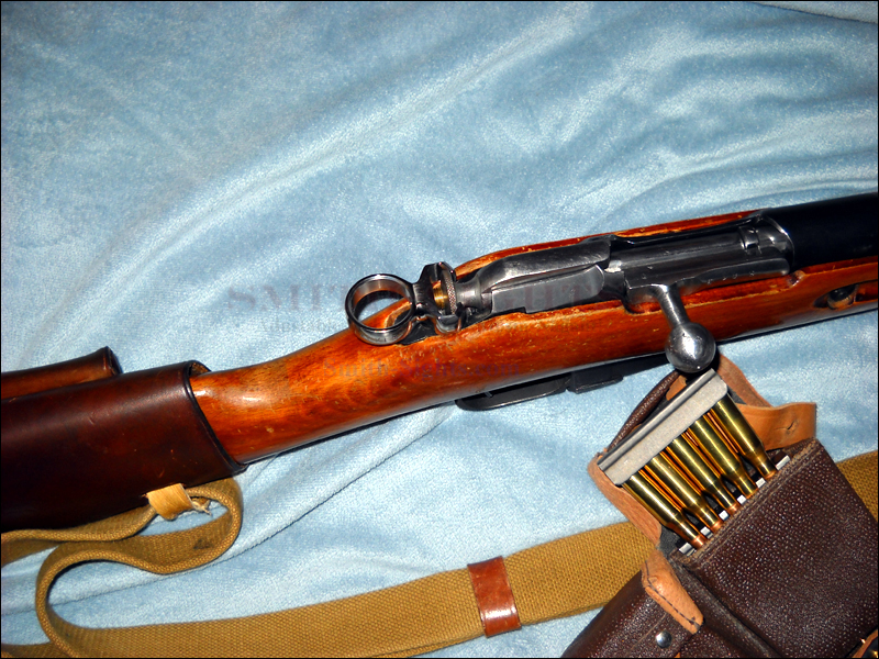 Mosin Nagant ring type safety pull - General Rifle Discussion
